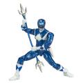 パワーレンジャー マイティモーフィン レガシーコレクション 6インチ アクションフィギュア メタリックカラー リミテッドエディション ブルーレンジャー
