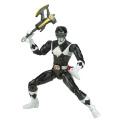 パワーレンジャー マイティモーフィン レガシーコレクション 6インチ アクションフィギュア メタリックカラー リミテッドエディション ブラックレンジャー