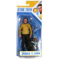 スタートレック マクファーレントイズ カラートップス 7インチ アクションフィギュア 『TOS / 宇宙大作戦』 キャプテン ジェームズ・T・カーク