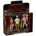 ストレンジャー・シングス 未知の世界 ファンコ 3.75インチ アクションフィギュア 3パック ウィル & ダスティン & デモゴルゴン