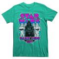 スターウォーズ ダークサイド 1977 グリーン Tシャツ