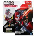 トランスフォーマー KRE-O クレオン バトルチェンジャー ブロックフィギュア 73ピース アイアンハイド