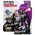 トランスフォーマー KRE-O クレオン バトルチェンジャー ブロックフィギュア 75ピース メガトロン