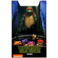 ネカ ティーンエイジ ミュータント ニンジャ タートルズ 1990 ムービーシリーズ 1/4スケール 18インチ アクションフィギュア ラファエロ