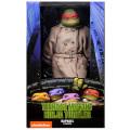 ネカ ティーンエイジ ミュータント ニンジャ タートルズ 1990 ムービーシリーズ 1/4スケール 18インチ アクションフィギュア ラファエロ (イン・ディスガイズ)