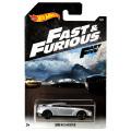 ワイルド・スピード ホットウィール 2018 ウォルマート限定 1/64スケール ダイキャストカー ベーシックシリーズ #5/6 2009年式 日産 GT-R