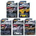 ワイルド・スピード ホットウィール 2020 ウォルマート限定 1/64スケール ダイキャストカー ベーシックシリーズ 5台セット
