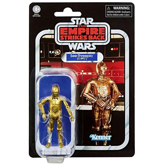 スター・ウォーズ 2020 ヴィンテージコレクション 3.75インチ ベーシックフィギュア VC06 『帝国の逆襲』 C-3PO