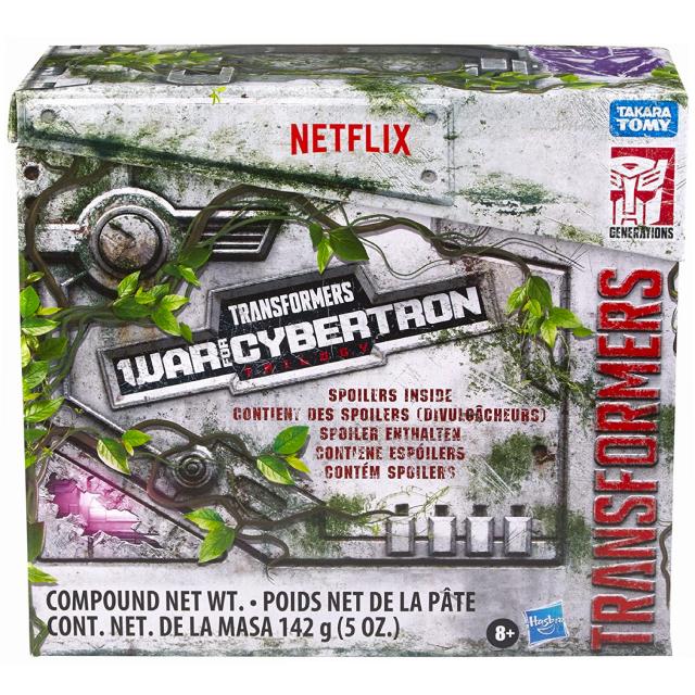 トランスフォーマー ネットフリックス オリジナルシリーズ 2021 ウォー・フォー・サイバトロン:トリロジー スポイラーパック メガトロン & パレオトレックス