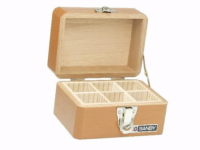 木製ドイツ錠印箱[8号]