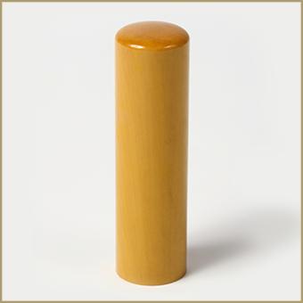 御蔵本柘 丸棒 16.5mm