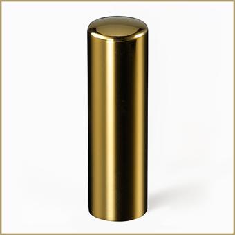チタン  ミラーゴールド 18mm