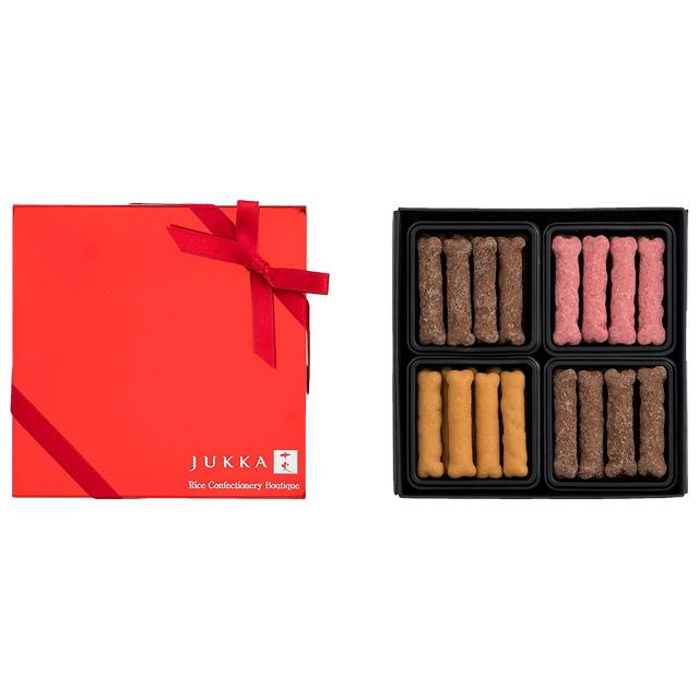 十火 季節商品  思 ショコラアソート58g(4袋)入