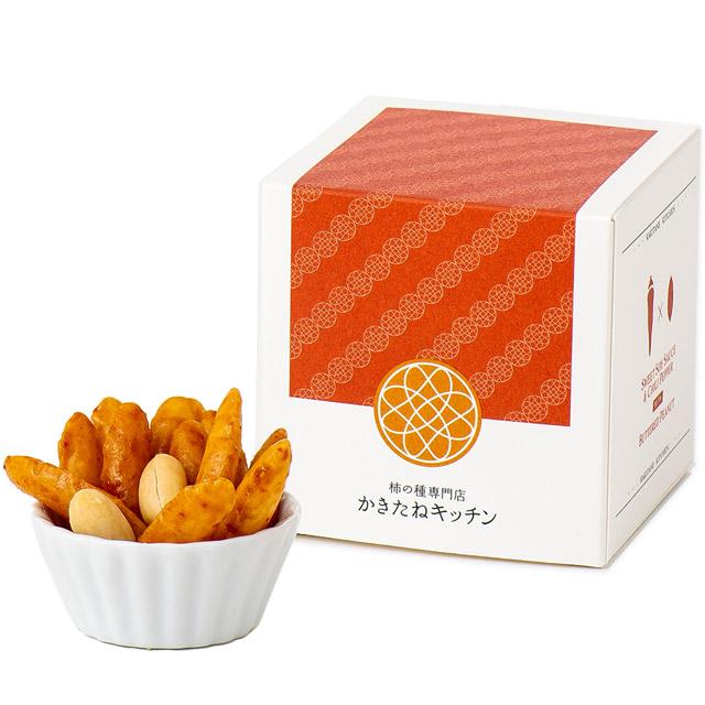 かきたねキッチン キューブ 甘醤油のあと辛 WITH バターピーナッツ70g入