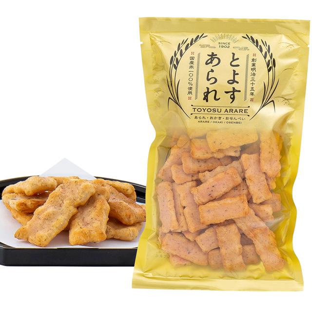 とよすあられ 国産米使用 粒サラダ200g×10袋入