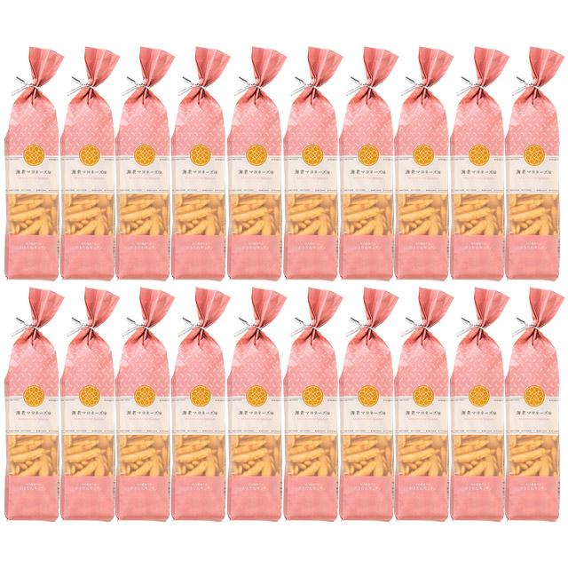 かきたねキッチン ロングバッグ おまとめ 海老マヨネーズ味105g×20本入※送料無料【他の商品との同梱不可】