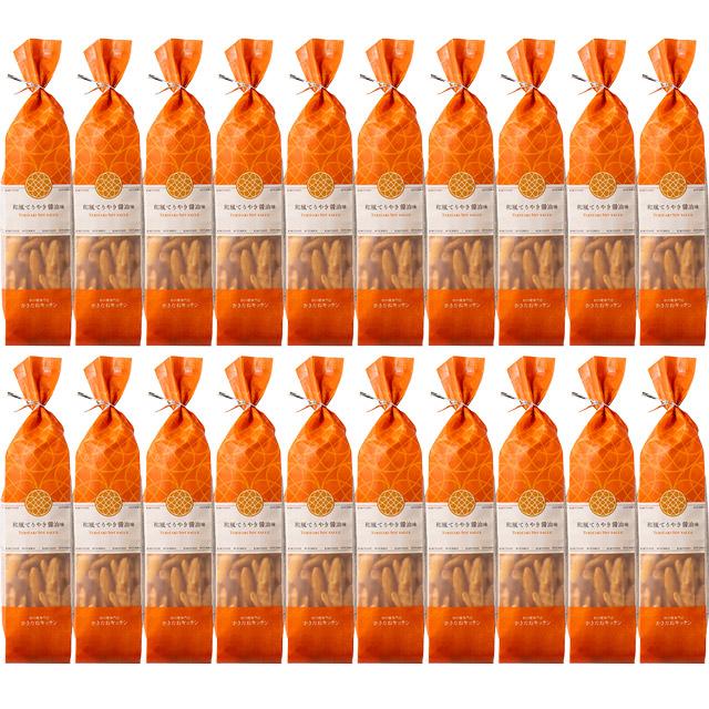 かきたねキッチン ロングバッグ おまとめ 和風てりやき醤油味105g入×20本セット