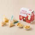 かきたねキッチン 季節商品  かきたねクリスマスBOX テトラ4種(てりやきマヨネーズ・チーズ・塩だれ・コーンポタージュ味) 80g(8袋)