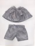 Lサイズ用 チェックパンツ・スカート