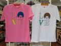 モンチッチTシャツ 2021 LOVE