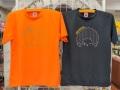 モンチッチTシャツ 2021 ラメプリント