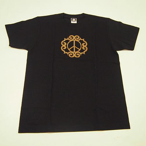 ピース Tシャツ(2色展開)