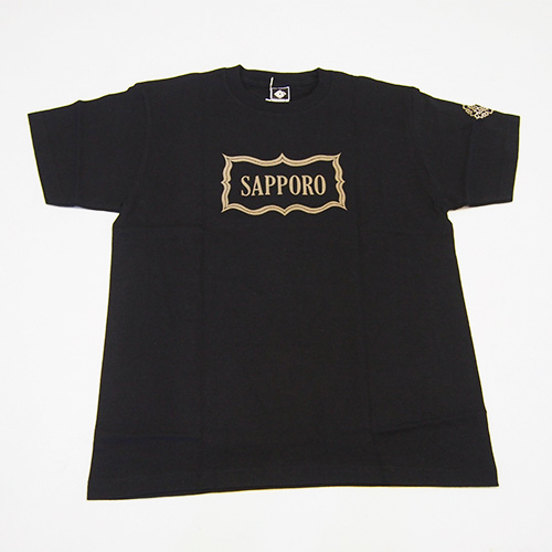 SAPPORO Tシャツ(2色展開)