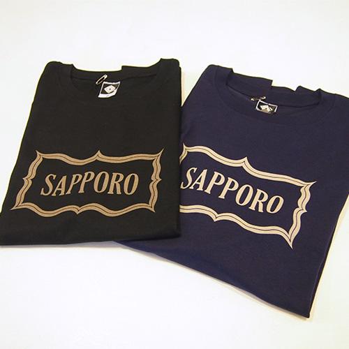 SAPPORO 七分袖Tシャツ(2色展開)