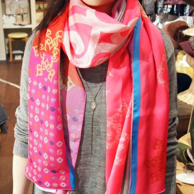 アイヌファッション - mina an ikor 2015-2016AW FLOWERGARDEN_1