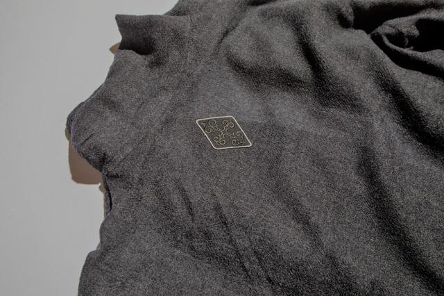 アイヌファッション - mina an ikor ウールジャケット_2