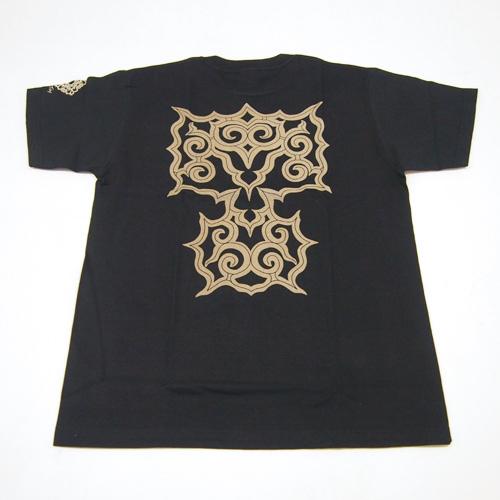 アイヌ文様Tシャツ - ToyToy屋オリジナルTシャツ(5色展開)_1