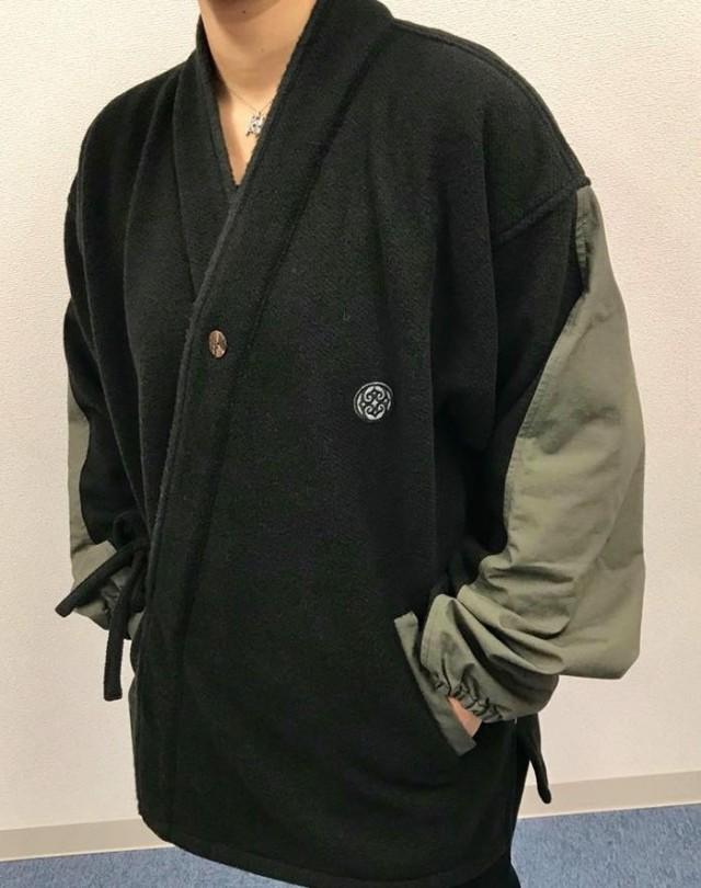 アイヌファッション - Naturalbicycle&ToyToy Samue Jaket A/W_2