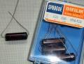 【フィルム】Sprague BLACK BEAUTY 0.022μ/600V NOS