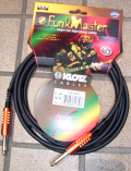 【Funk Master (ファンク マスター)T.M.スティーブンス/T.M Stevens Signature Cable】 3m(S‐S)