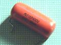 【フィルム】中古 SBE(スプラグ) Orenge Drop 715P 104J 0.1μ/400VDC