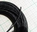 【ワイヤー・ケーブル】WE(Western Electric):20AWG単線 黒