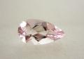 【高品質ルース】やさしいピンクの輝き!!マダガスカル産 モルガナイトの宝石ルース 約1.7カラット前後 ペアシェイプ12x6.5