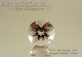 【アクセサリールース】ダイヤのような輝き!!マダガスカル産モルガナイト(ベリル)ルース1.23ct.ラウンドシェイプ7mm
