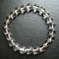ゼロフィールドクリスタルブレス(ヒマラヤ水晶8mm)S (2011062707) メール便不可