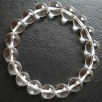 ゼロフィールドクリスタルブレス(ブラジル水晶10mm)S (2011062704) メール便不可