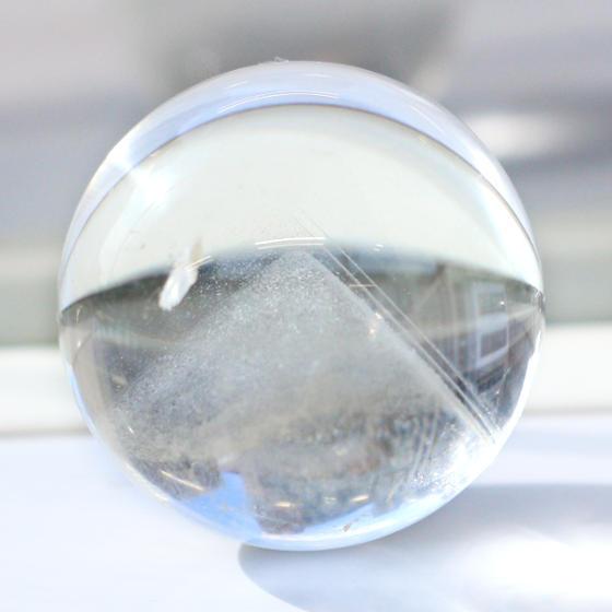 ファントム水晶 球体(大)
