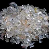 浄化用アイスクリスタル水晶さざれチップ(浄化チップ) (20808) メール便可