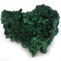 原石 マラカイト12(天然石 パワーストーン 孔雀石 結晶) (tg160419mal001gremin2) メール便不可