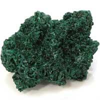 原石 マラカイト15(天然石 パワーストーン 孔雀石 結晶) (tg160419mal001gremin5) メール便不可