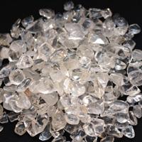 【増量】浄化用ヒマラヤ水晶さざれチップ(大粒入り)(浄化チップ) (tg160622him001whichi) メール便可