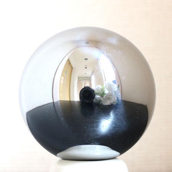 テラヘルツ55mm球(球体 丸玉) (tg161101ter001blaorb) メール便不可