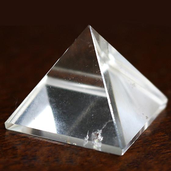 ヒマラヤ水晶ピラミッドストーン(マナスル産)