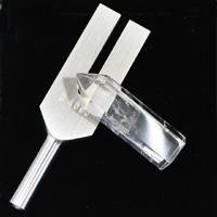 【再入荷】日本製クリスタルチューナー(水晶ポイント、ポーチ付き) (tg170530cry001whioth) メール便不可