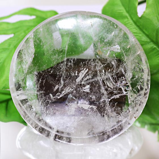 浄化用水晶プレート(浄化皿 水晶皿 浄化 皿 プレート 浄化アイテム) (24467) メール便不可