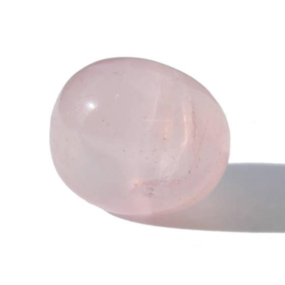 さざれ石 ローズクォーツ2(タンブル)天然石パワーストーン (tg171107ros001pintum) メール便不可